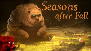 Обзор Seasons After Fall | Лиса-зомби и сказка про 12 месяцев | Первый взгляд