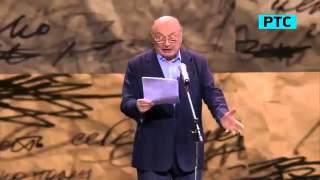 Михаил Жванецкий - Монолог «Про таблетки» на ТЭФИ 2015
