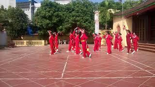 Thể Dục Múa Vòng - Nhạc Tàu - Hội Dưỡng Sinh Thôn Đạo Khê