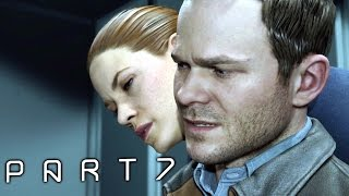 Quantum Break Walkthrough Gameplay Part 7 - Time Rush (XBOX ONE)