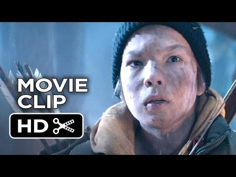 Big Game Movie CLIP - Air Force One Down (2015) - Samuel L. Jackson Action Adventure HD