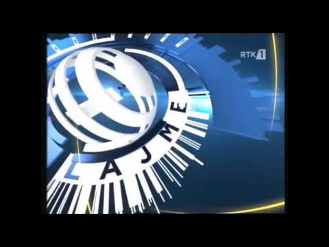 News Idents - Kosovo (RTK)