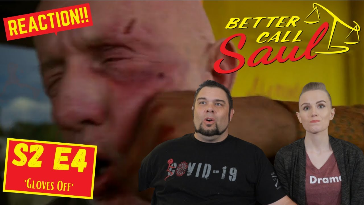 Better Call Saul S2 E4 'Gloves Off' | Reaction | Review