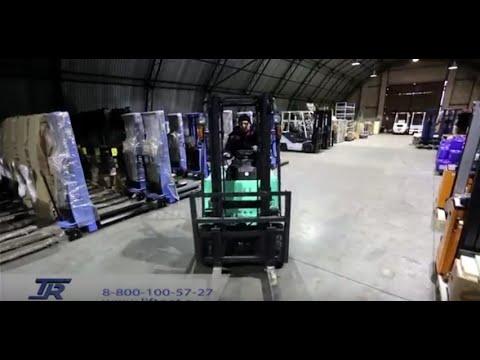 Тракресурс-Регион  | погрузчики, дорожная и складская техника |