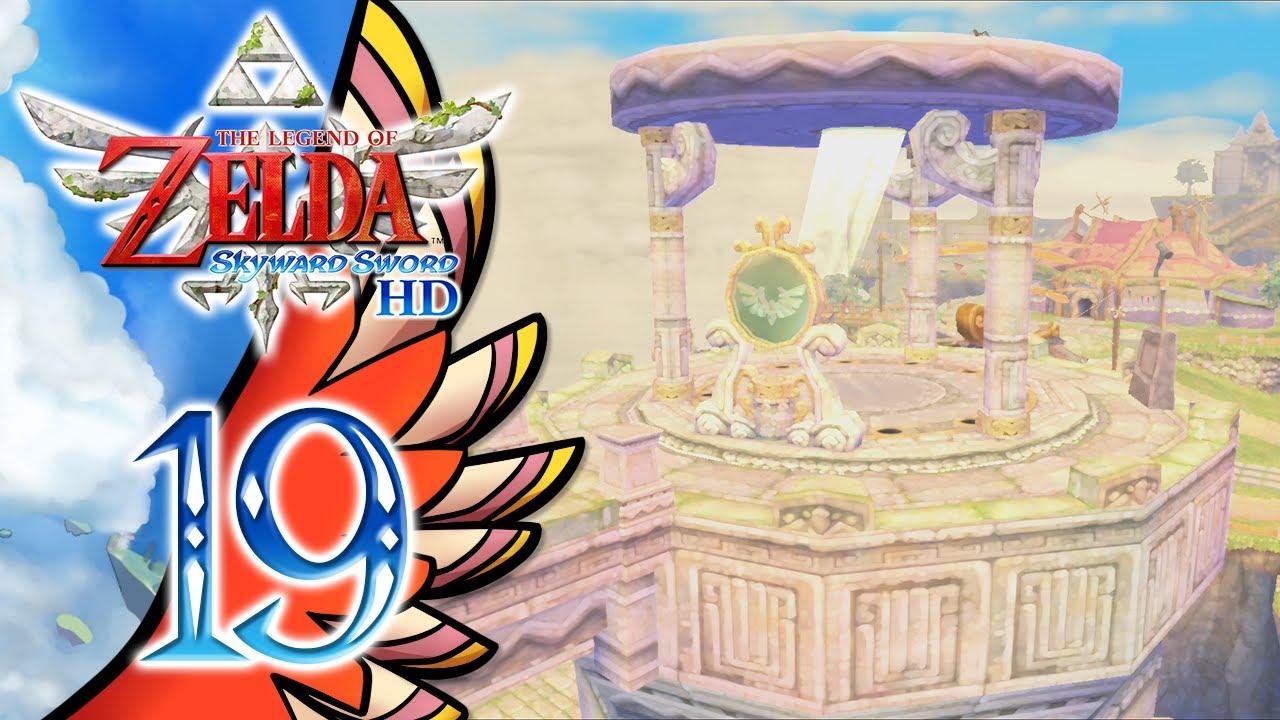 The Legend of Zelda: Skyward Sword HD ITA [Parte 19 - Isola delle Melodie]