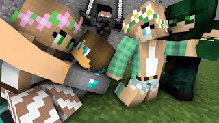 Diamond man life 35 - Minecraft animations