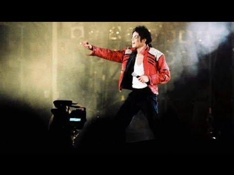 Michael Jackson Beat It Live At Bucharest Dangerous World Tour 1992