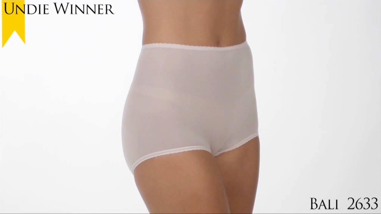 ec6a0a4f855f Bali Skimp Skamp Brief Panty 2633 - Bali Panties