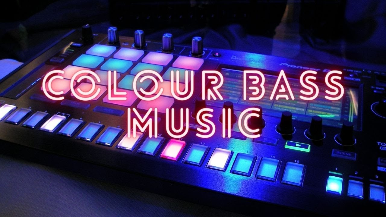 Colour Bass Music, Background music, Music for Gaming