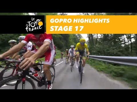 GoPro Highlight - Stage 17 - Tour de France 2017