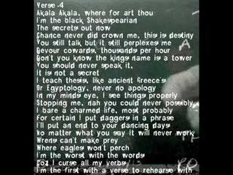 Akala  Comedy Tragedy History