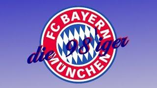 FC Bayern München U17 gegen SV Babelsberg 03 die 98