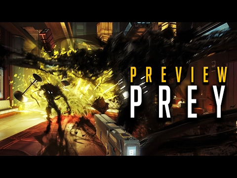 DO NOT ENTER! ㊙️ PREY (2017) Preview #05