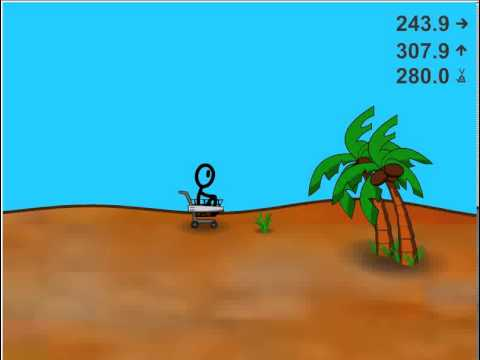 Random Game Series - Shopping Cart Hero 2