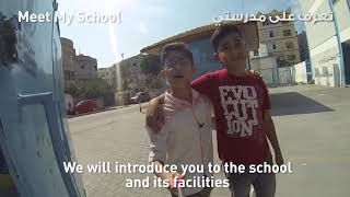 Meet My School! Ahmad and Yazan from Gaza