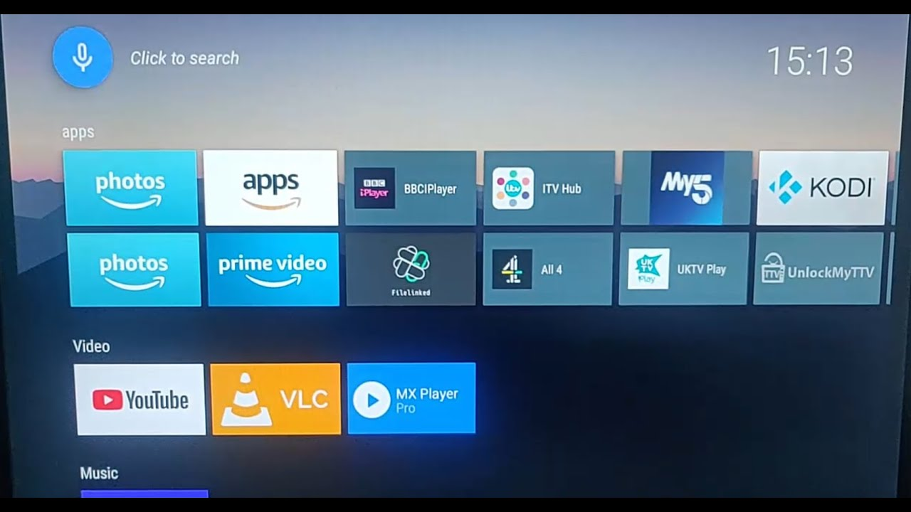 How To Change Your 4k Fire Tv Stick Menu To Look More Like Android Tv Youtube