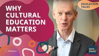Education Talks | Professor Barend Van Heusden, University College Groningen thumbnail