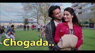 CHOGADA: Darshan Raval | Asees Kaur | Loveratri | Lyrics | Lijo-DJ Chetas | Latest Bollywood Songs