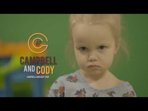 Campbell & Cody Visit Hemby Oncology Division
