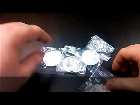 Unboxing silver bullion coins with special purpose! (Austrian Silver Philharmonic 2018)