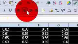 كيفية إنشاء z-الجدول في جدول (الجزء 2)