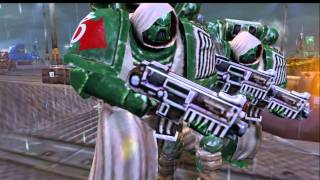 Warhammer 40k Dawn of War 2 Retribution All DLC