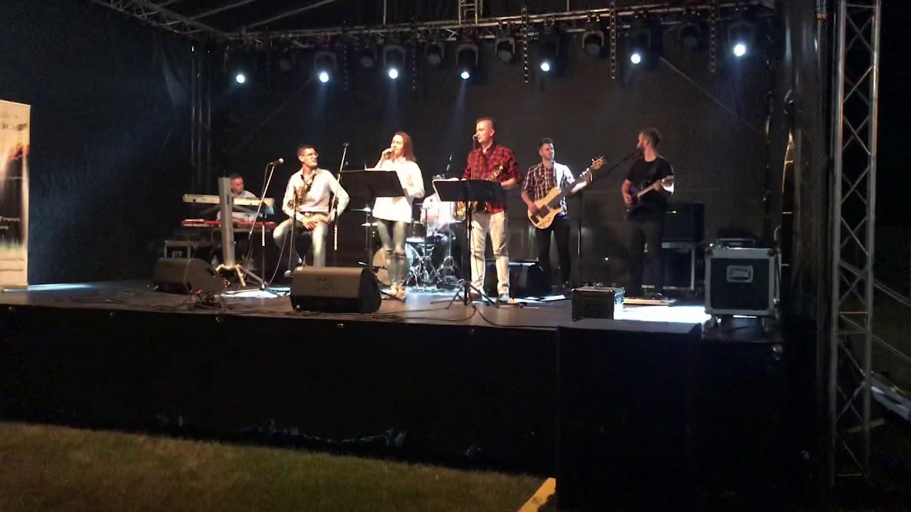 Zespół Comodo - Wielka Woda (cover) Live