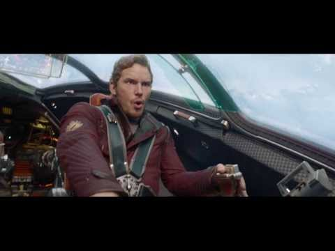 Peter Quill from Guardians Of The Galaxy   HD