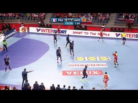 Euro 2016 M1 - France 30-23 Macédoine [2016-01-15] HD
