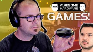 A Perfectly Normal Gaming Live Stream - Awesome Hardware #0226