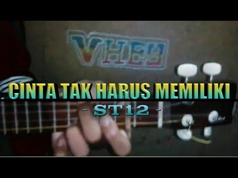 CINTA TAK HARUS MEMILIKI - ST12 - COVER UKULELE BY VHEY OFFICIAL