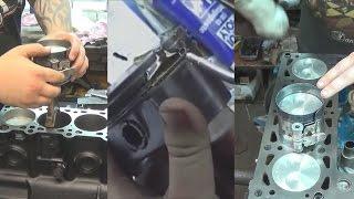 видео Какой порядок сборки двигателя ЗМЗ-405