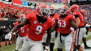 #7 Georgia Highlights Vs. #9 Florida 2018 | CFB Week 9 | College Football Highlights 2018