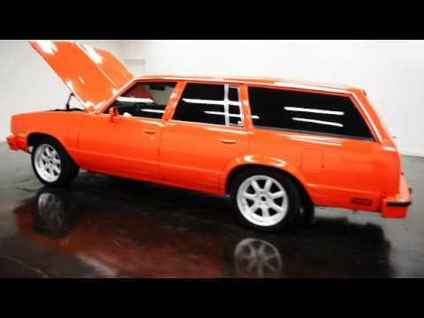 1983 Chevrolet Malibu Station Wagon