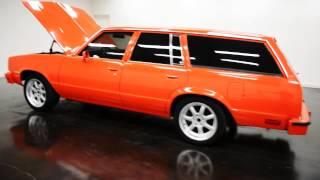 1983 Chevrolet Malibu Station Wagon