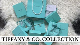 TIFFANY & CO. COLLECTION 2020   NECKLACES, BRACELETS, RINGS & EARRINGS