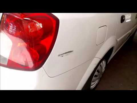 Car Dent With Hot Water And Toilet Plunger | Simple | DIY