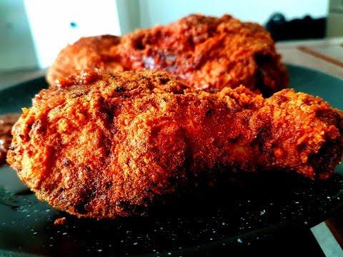 Best Keto Recipes I Keto Nashville Hot Chicken I Low Carb KFC Nashville Chicken