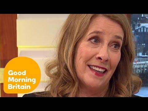 Phyllis Logan on the Downton Abbey Movie and The Good Karma Hospital  Good Morning Britain