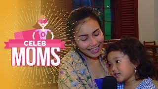 Video Celeb Moms: Ayu Ting Ting, Nyanyi Bareng Bilqis - Episode 15 download MP3, 3GP, MP4, WEBM, AVI, FLV November 2018