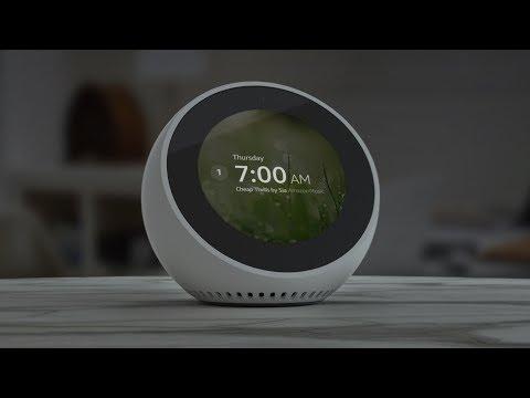 Echo Spot: Setting Music Alarms