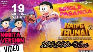 Single Pasanga | Natpe Thunai | Nobita Version | All About Doraemon