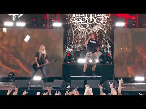 Lamb Of God - 512 Live At Jimmy Kimmel Show
