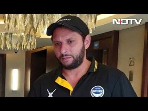 Shahid Afridi: Virat Kohli Has To Prove Himself As Captain