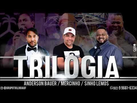 Grupo Trilogia Pagodao Das Antigas 2018 Youtube