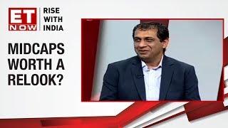 Do Midcaps Deserve A Re-Think? | Manish Gunwani to ET NOW