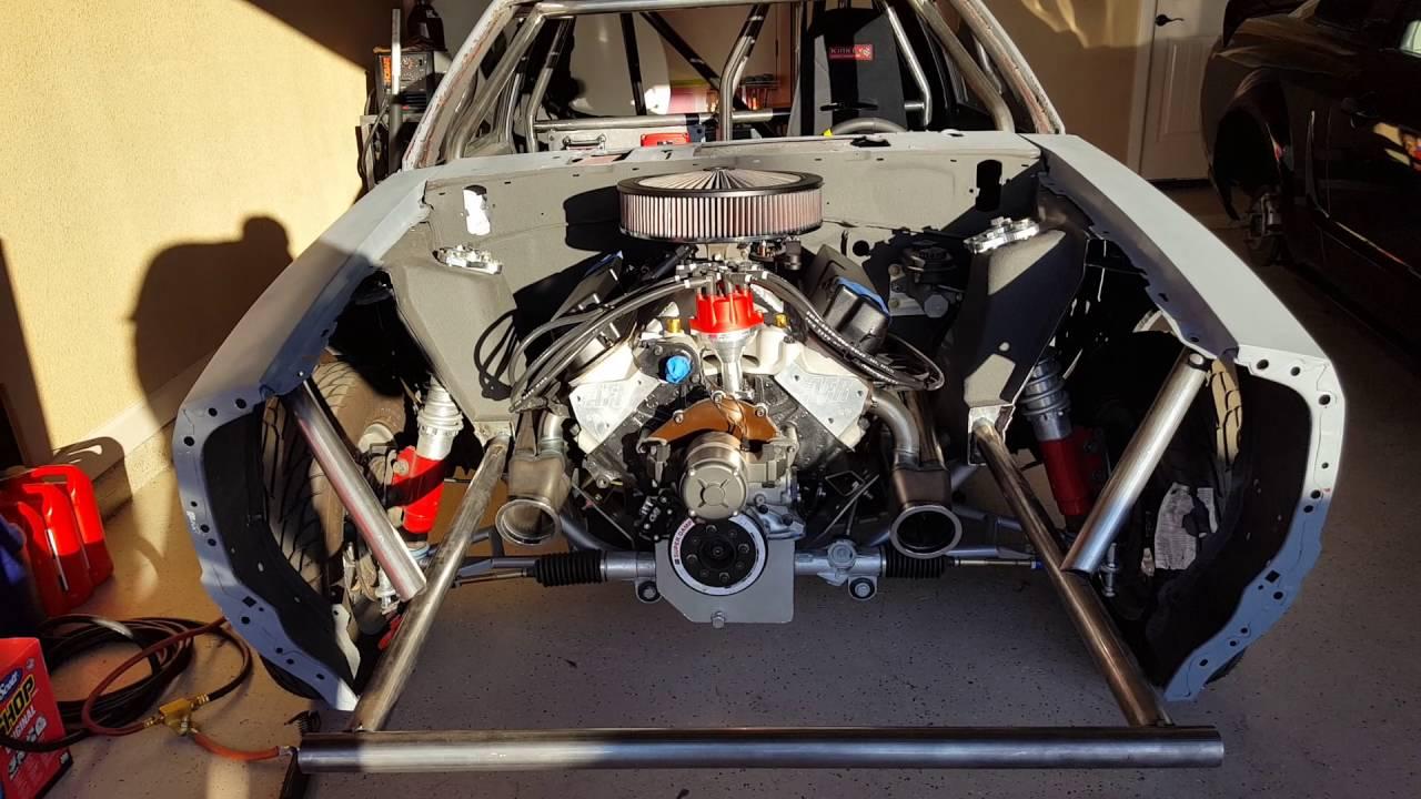 Foxbody Grudge Car Update - YouTube