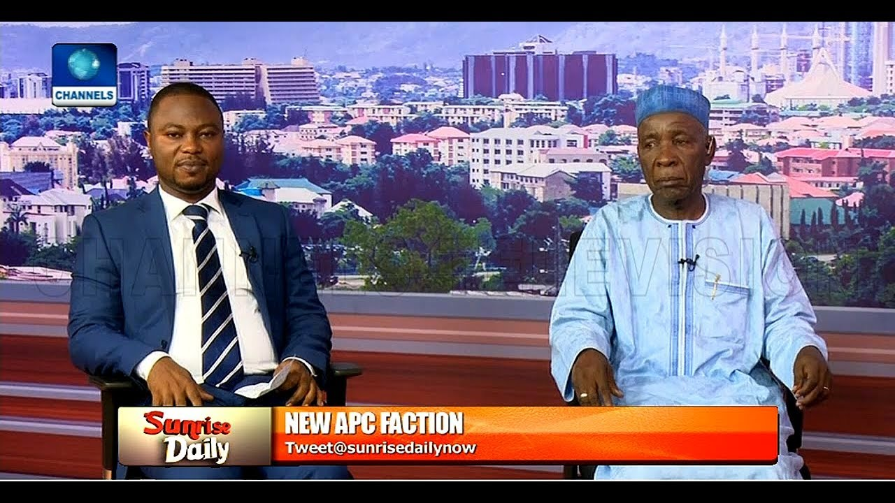 Download New APC Faction: We Are Authentic APC, Not A Faction - Buba Galadima |Sunrise Daily|