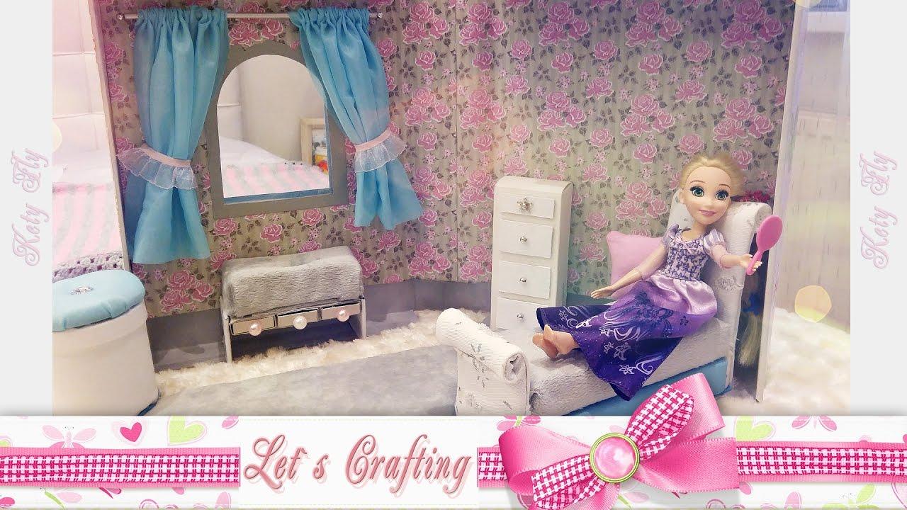 Видео как сделать румбокс для кукол фото 104