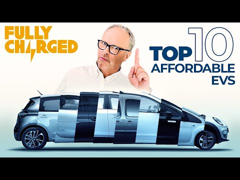 Top 10 Affordable Electric Vehicles 2020 | Fully Charged